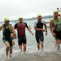 Foto Schwimmen Triathlon Wörthsee 2019